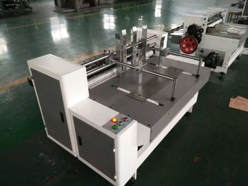 China 550kg golfverdelingsmachine, Maximum Voedende 1200x600mm Kartonnen Scheurende Machine fabriek